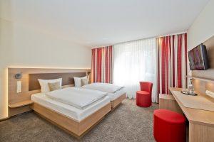Zimmer Best Kategorie Hotel Baeren Rottweil