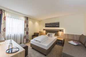 Doppelzimmer Best Hotel Bären Rottweil