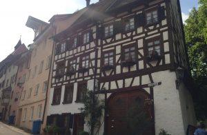 Mittelalterliches Fachwerk Rottweil