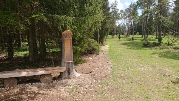 Tip for hikers: circular hiking trail from Mahlstetten